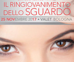 2017-11-25 Congresso Ringiovanimento-dello-sguardo FarmaNewAge Bologna