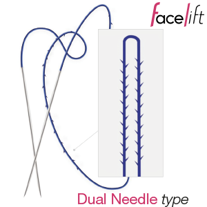 FACELIFT_Dual-Needle-type