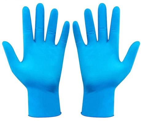 guanti nitrile